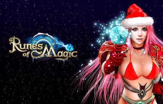 Встречай Новый Год в новой бесплатной онлайн-игре!