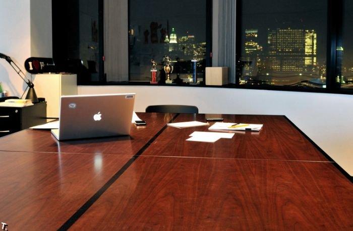 Офисный стол для настольного тенниса (10 фото)