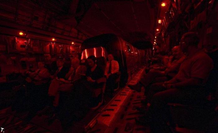 Полет с комфортом (23 фото)