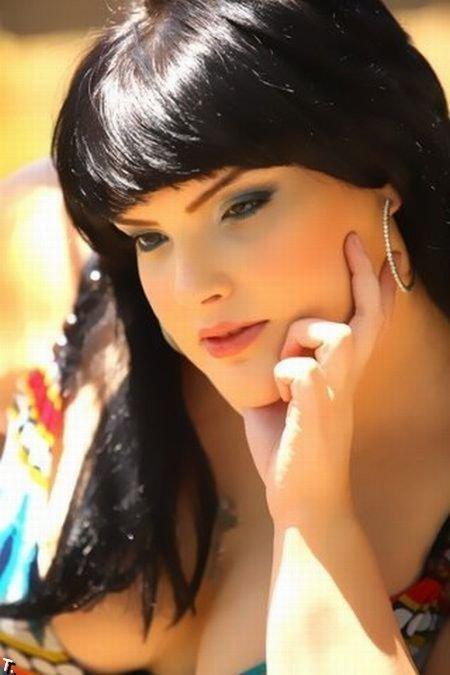 """Мисс """"Толстая и красивая"""" (14 фото)"""