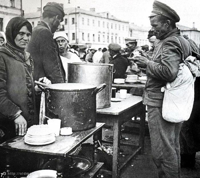 Московские продавцы (39 фото)
