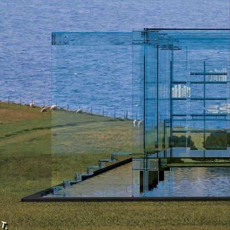 Стеклянный дом (7 фото)