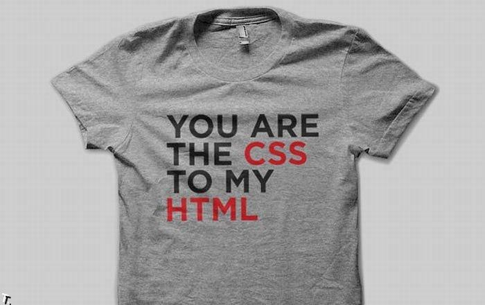 Модные футболки для веб работников (24 фото)