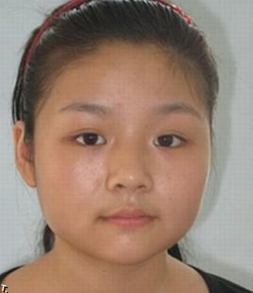 Чудеса макияжа по-китайски. Часть 3 (16 фото)