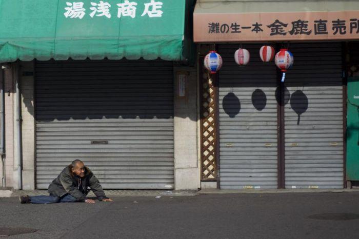 Старость в Японии (24 фото)