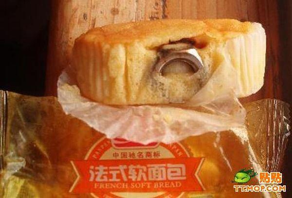Китайский хлеб (2 фото)