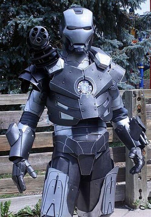 Классный костюм робота (35 фото)