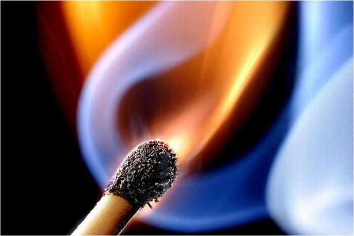 Рождение огня (11 фото)