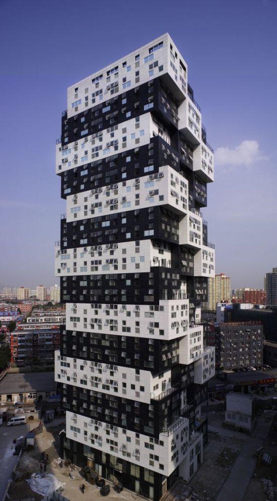 Лего-дом в Китае (27 фото)