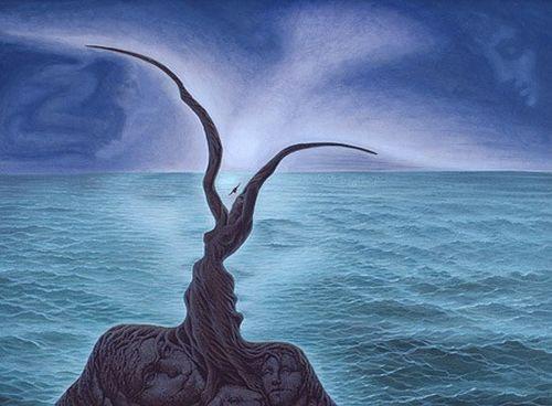 Иллюзии от Octavio Ocampo (34 фото)