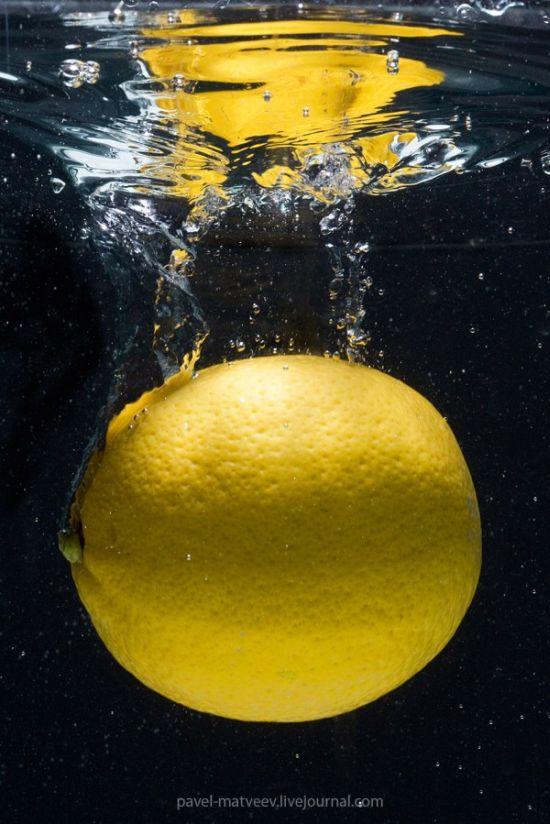 Всплески воды (17 фото)