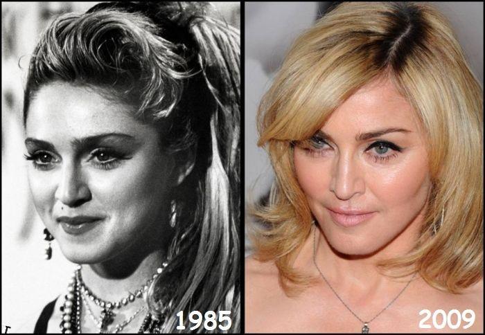Звезды тогда и сейчас (28 фото)