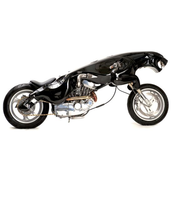 Потрясающие мотоциклы (5 фото)