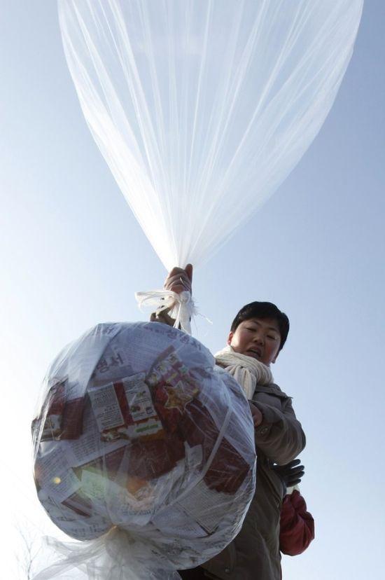 Посылка по воздуху (11 фото)
