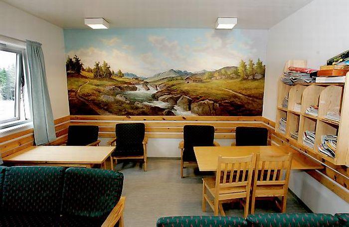 Норвежская тюрьма (14 фото)