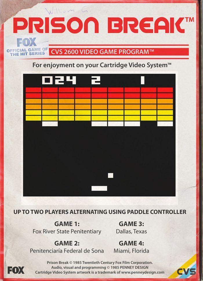 Современные игры в стиле ретро (5 фото)