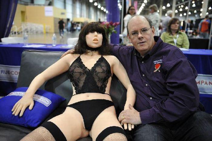 Секс робот (9 фото)