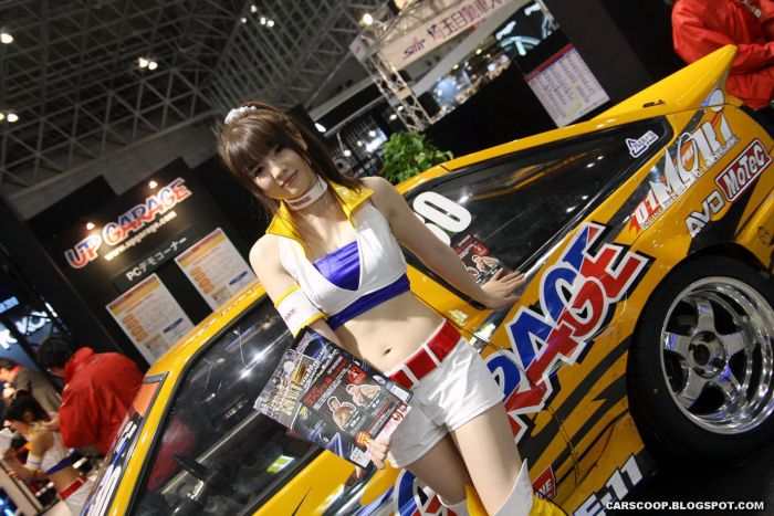 Автосалон в Токио (58 фото)