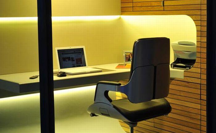 Мобильный офис (7 фото)