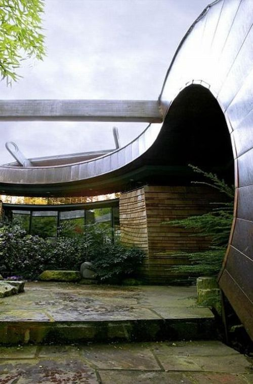 Удивительный дом (15 фото)