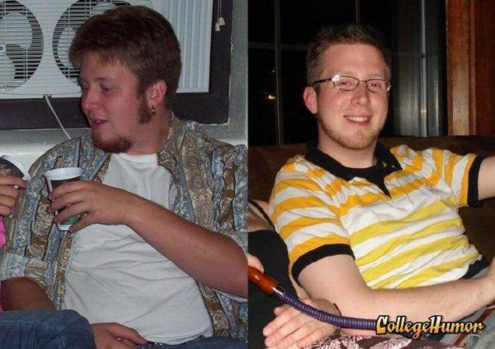 Как меняются люди в худшую сторону (12 фото)