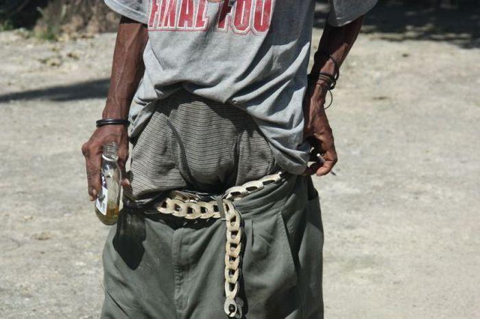 Реальный парень из Доминиканской Республики (5 фото)