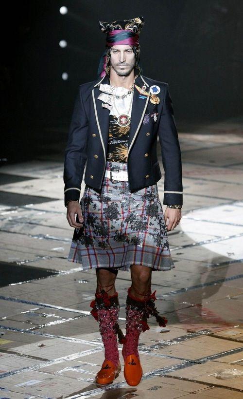 Высокая мода (22 фото)