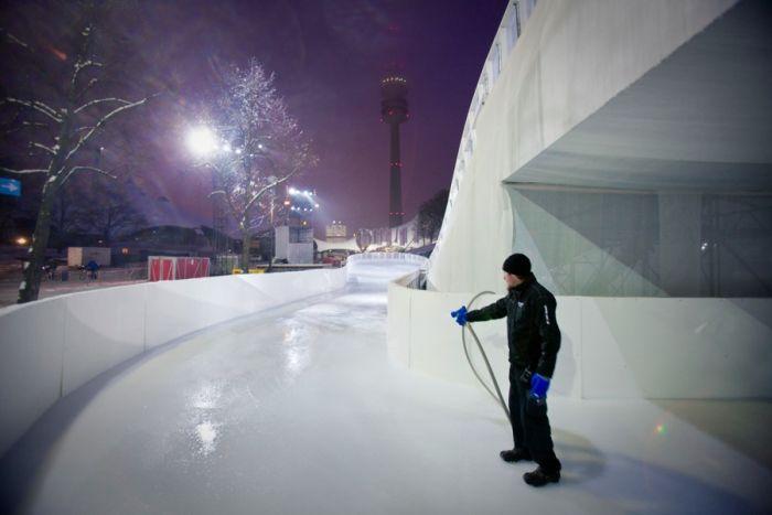 Взрывной лед (27 фото)