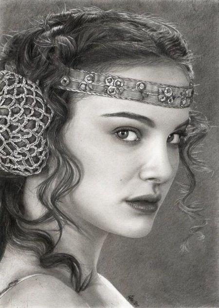 Удивительные рисунки карандашом. Часть 2 (39 фото)