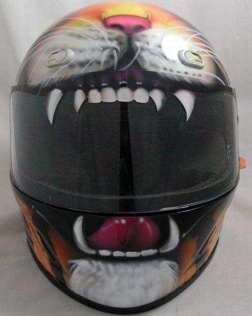 Классные мотоциклетные шлемы (22 фото)