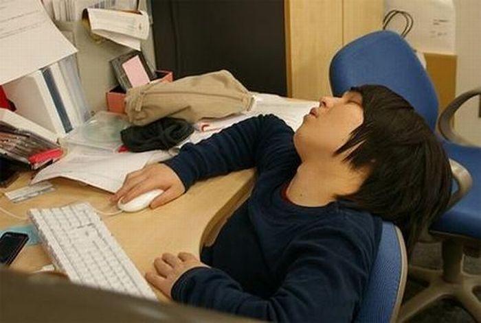 Недосып нарушает психику