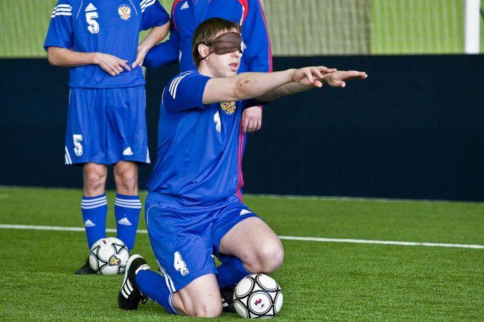 Futbol002 Bizarre football tournament.