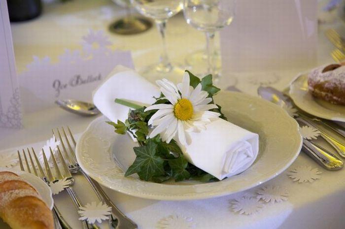 Роскошная свадьба (13 фото)