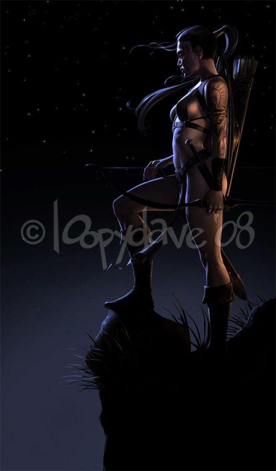 Креатив от иллюстратора Loopydave (86 фото)