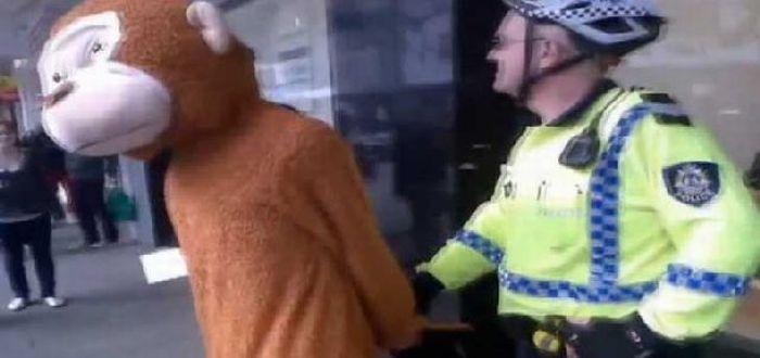 Костюмированный арест (25 фото)