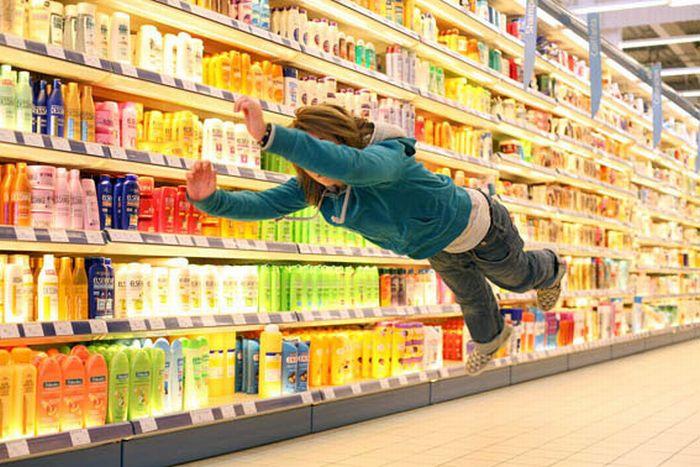 В прыжке (15 фото)