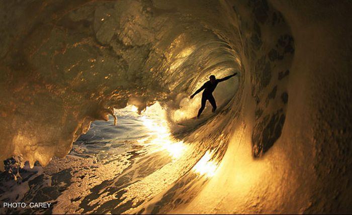 Красивые волны (20 фото)