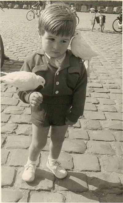 Странные фотографии из прошлого. Часть 2 (91 фото)