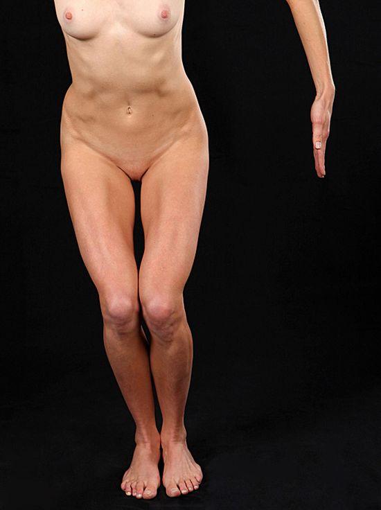 фото голых биотлонисток