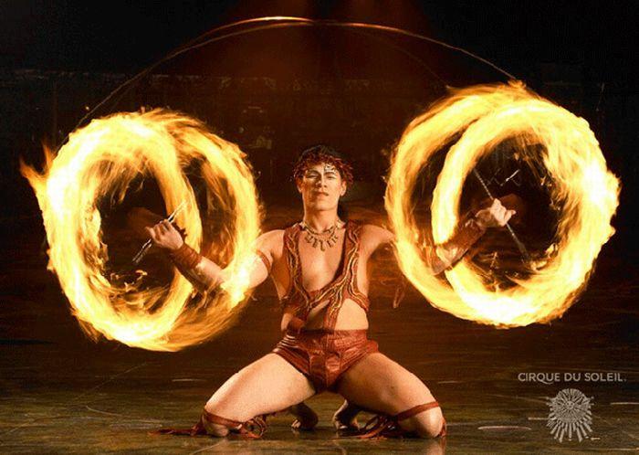 Танцы с огнем (18 фото)