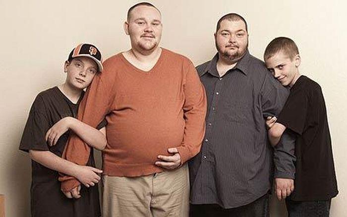 Второй беременный мужчина (5 фото)