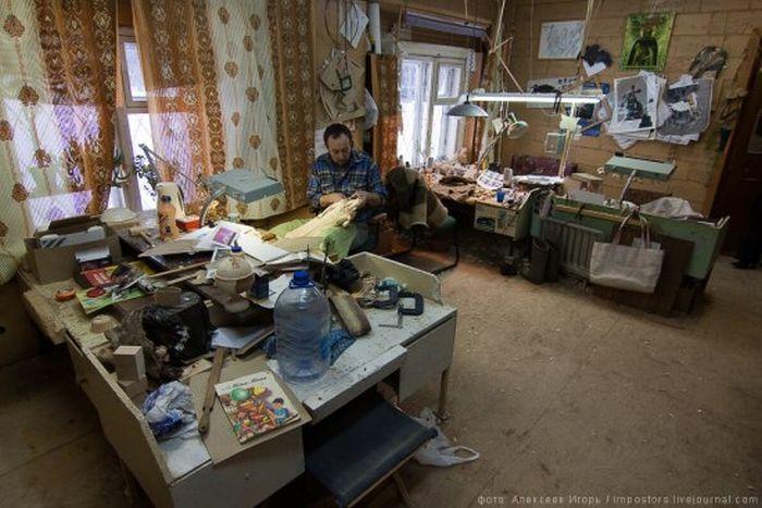 Богородская фабрика игрушек (17 фото)