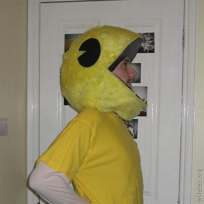 Дурацкие костюмы для Хэллоуина (94 фото)