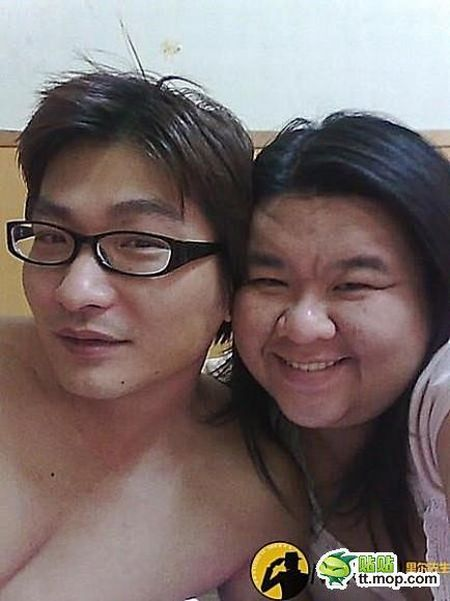 Странная пара из Китая (15 фото)