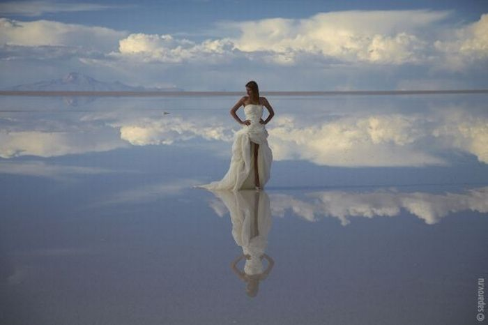 Лучшее место для свадебных снимков (8 фото)