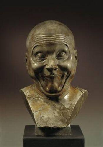 Жуткие скульптуры (12 фото)