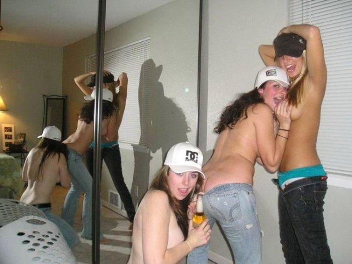 Девушки и алкоголь (42 фото)