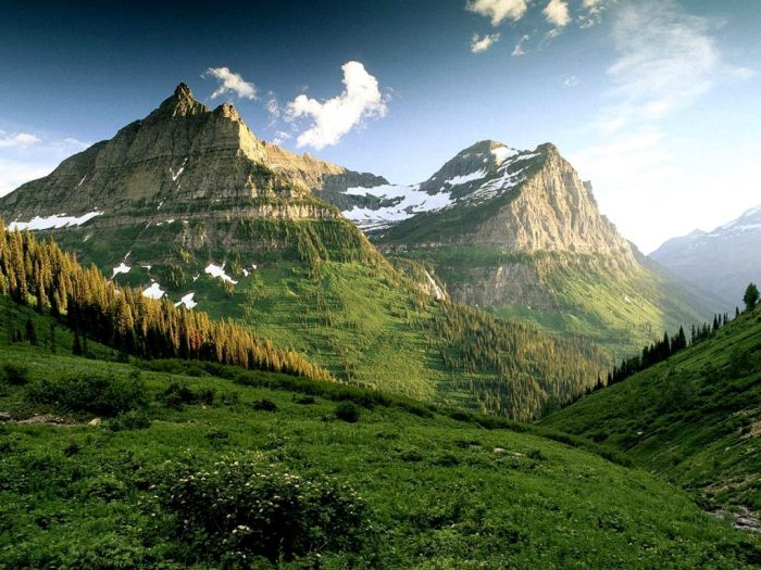 Шикарные фотографии природы (29 фото)