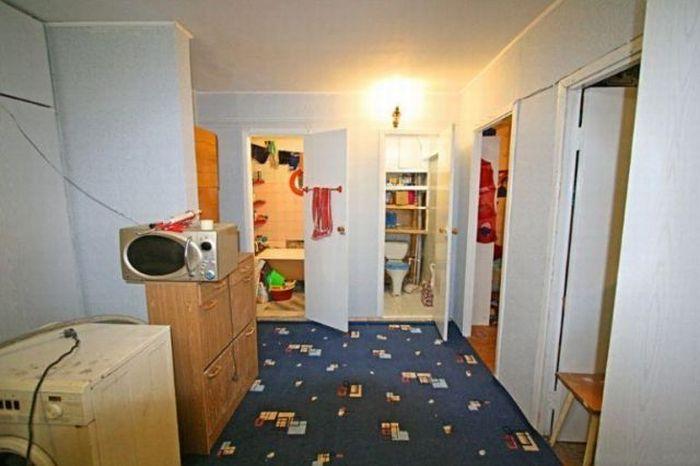 Грязная квартира до и после (8 фото)