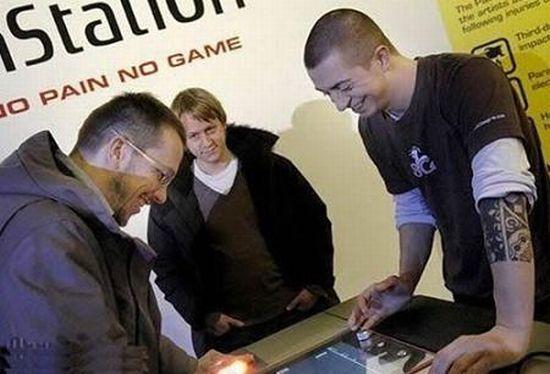 Жесткая игра PainStation (12 фото)